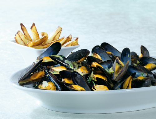 10 Nov: Zeeuwse Mussel Dinner