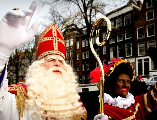 1st of December: Saint Nicolas is coming to Hong Kong