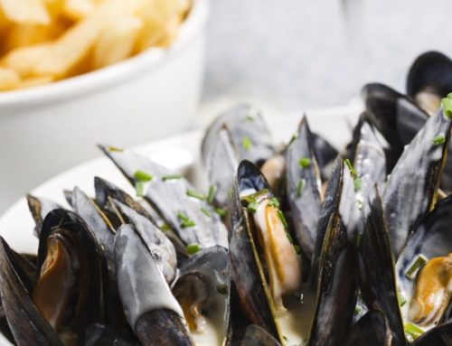 SOLD OUT – 8 Nov: Annual Mussel Dinner