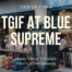 Event banner for TGIF